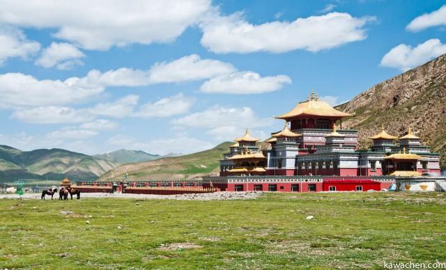 монастырь - школа для монахов