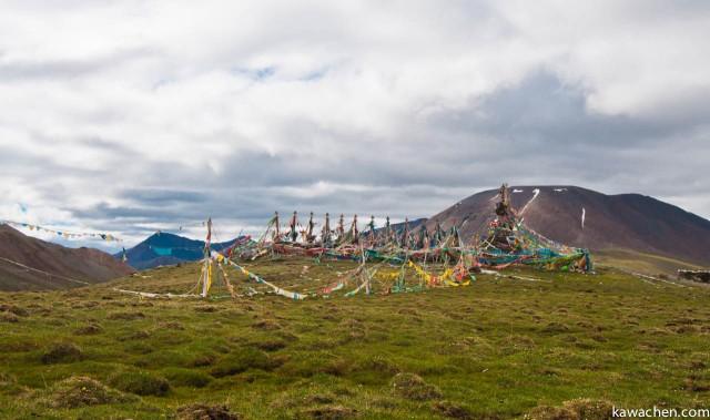 перевал Тамчок ла