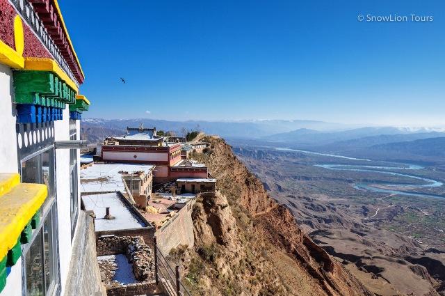 монастырь Шачунг в Амдо, Хуалунг
