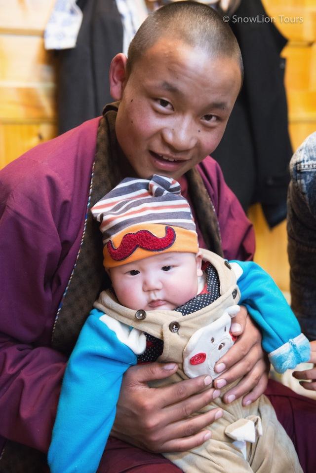 новое воплощение монаха из Шачунга