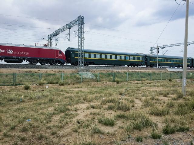 поезд в Лхасу!