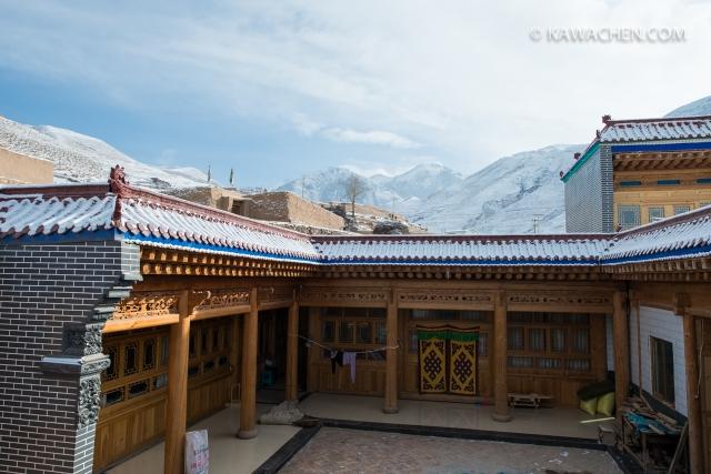 snowlion tours - туры в тибет 16