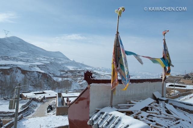 snowlion tours - туры в тибет 17