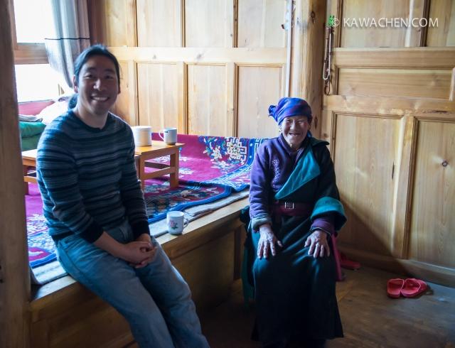 snowlion tours - туры в тибет 4